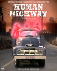 Cover Neil Young - Human Highway [DVD]